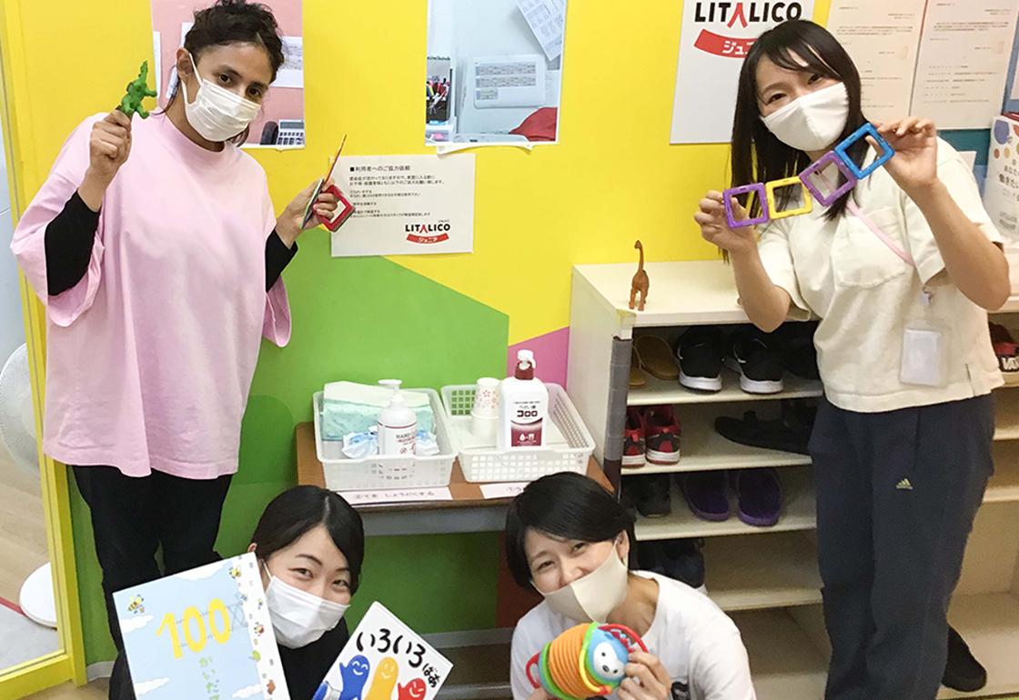LITALICOジュニア梅田教室写真1