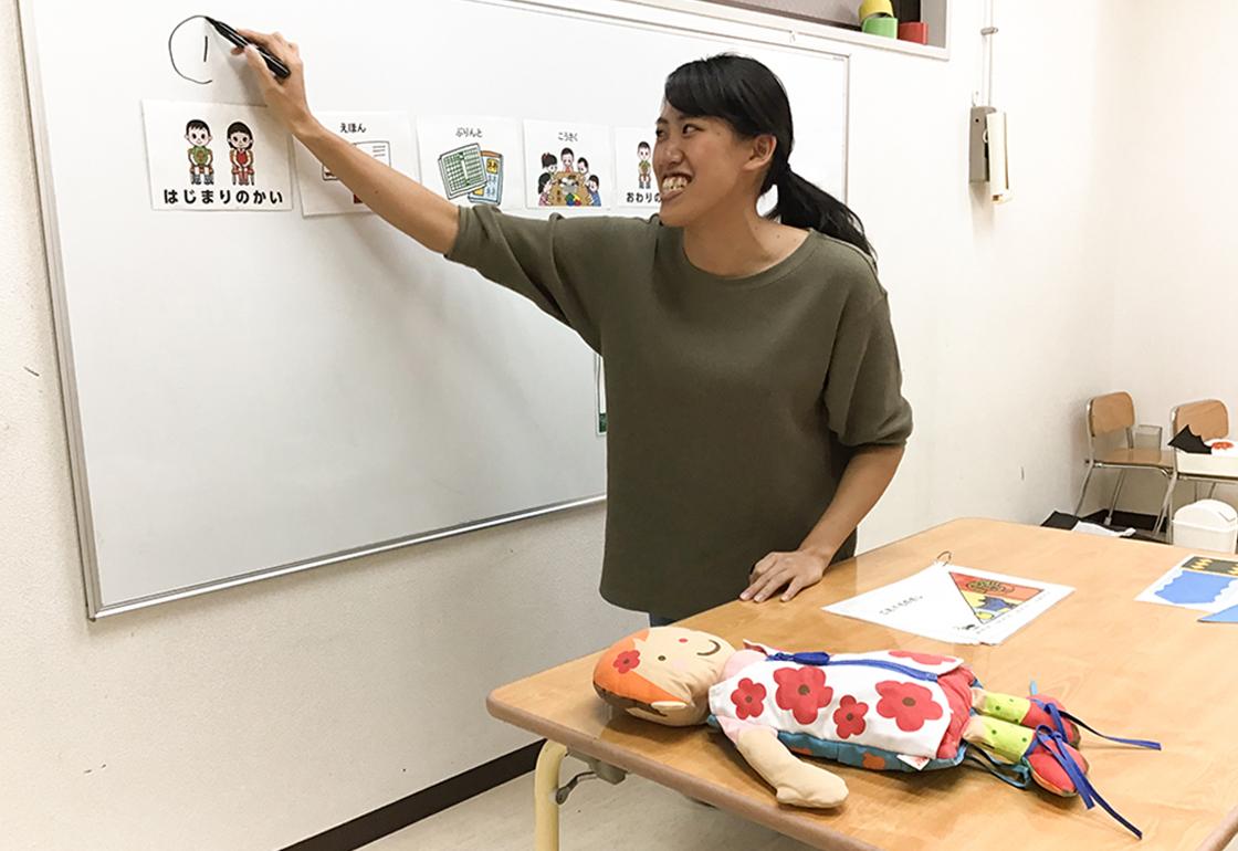 LITALICOジュニア川崎砂子教室写真4
